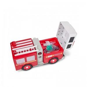 Инхалатор MEDQUIP AIRIAL 911 Fire Truck