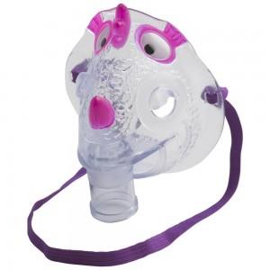 Маска за инхалация за деца с графичен дизайн Дракон