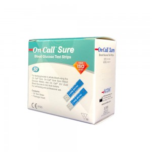 Тест ленти за глюкомер On Call Sure x 50