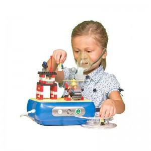 Инхалатор AIRIAL MQ7000 с игрален сет конструктор