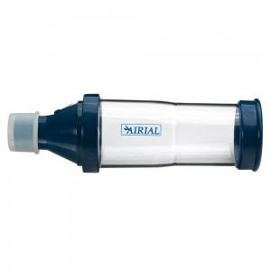Спейсер AIRIAL за приложение на инхалаторни помпи, без маска