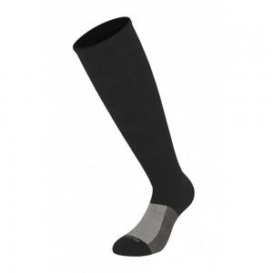 Компресивни чорапи до коляното унисекс Essential+  (23-32mmHg), черен цвят