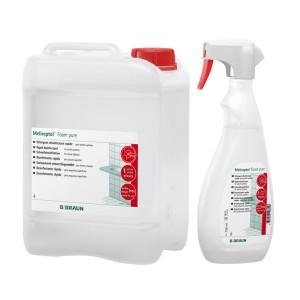 Meliseptol®  Pure Foam 750 ml дезифектант за повърхности