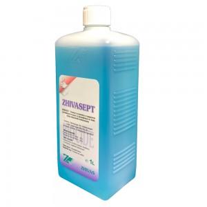 Живасепт дезинфектант за ръце и кожа 1000 мл