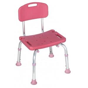 Стол за баня с малка облегалка A-1001D
