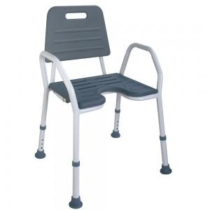 Стол за баня с подлакътници 3561L