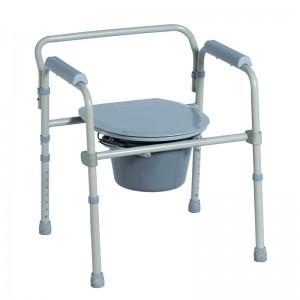 Стол за тоалетна и баня без колела Caremax 618