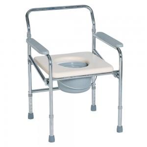 Стол за тоалетна и баня без колела Caremax 662