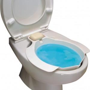 Биде преносимо, за тоалетна чиния