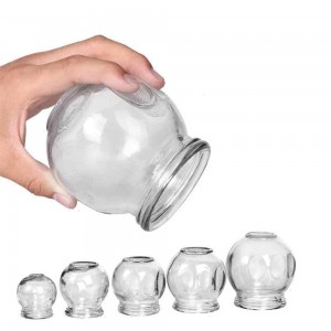 Вендуза стъклена №3 (45 мм)