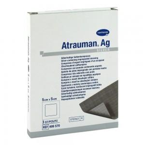 Атрауман Ag / Atrauman Ag 5 X 5см