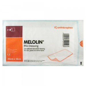 Мелолин 20х10см Стерилна превръзка за рани