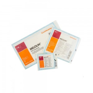Мелолин 5Х5см Стерилна превръзка за рани