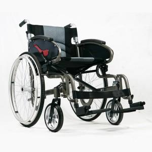 Инвалидна количка рингова алуминиева СА9791LFQ