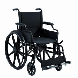 Инвалидна количка рингова алуминиева СА992LB