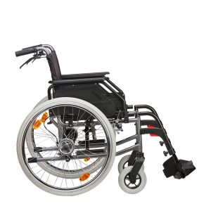Инвалидна количка рингова с отделяеми колела Caneo B