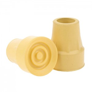 Тапа накрайник за патерица подмишнична  ⌀21 мм