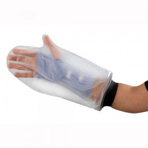 Протектор за гипс и превръзки за ръка, къс