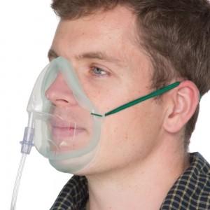 Кислородна маска сет за възрастни EcoLite™