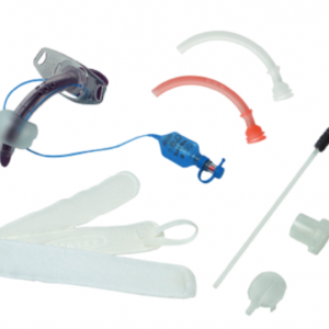 Трахеостомна канюла с балон фенестрирана (говоряща) Portex Blue Line Ultra® кит