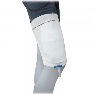 Холдер за уринаторна торба за крак CAREFIX